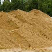 Песок карьерный мытый Безлюдовский фото