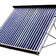 Коллекторы солнечные (гелиосистемы) фото