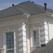Фасадный декор из пенопласта (пенополистирола) фото