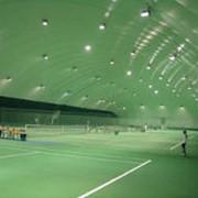 Сооружения спортивные воздухоопорные фото