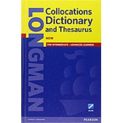 Longman Collocations Dictionary and Thesaurus Cased with online фото