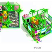 Детский игровой аттракцион, детская комната «ЭКО» производства завода «Аналог» фото