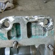 Ремонт и восстановление любых деталей и узлов с силумина, алюминия, чугуна фото