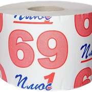 Туалетная бумага 69+1 фото