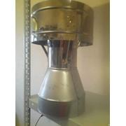 Дефлектор, AISI 430-оцинковка /изоляция 50-55мм/, диаметр 130/230 фото