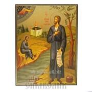 Икона св. Симеон на берегу фото