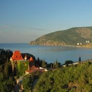 Отдых Алушта Крым фото