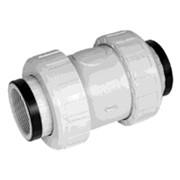 Обратный клапан Praher S4 PP (полипропилен) DN 10-80 мм фото
