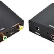 Конвертер AV - HDMI фото