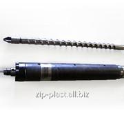Материальный цилиндр + шнек (шнековая пара в сборе) ДЕ 3130-125Ц1-31-451 фото