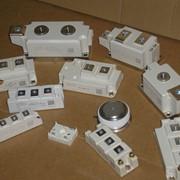 Тиристорные модули semikron : skkt, sket фото