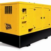 Дизельный генератор JCB(Великобритания) 140 кВт фото