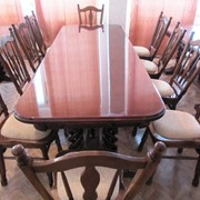Стол стулья фото