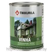 ТИККУРИЛА ВИНХА. Кроющий антисептик для древесины базис VVA 2,7 л фото