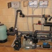 Сервисное обслуживание оборудования бассейнов и водоемов в Симферополе фото