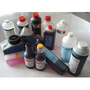 Чернила растворители промывка для каплеструйных промышленных принтеров. фото