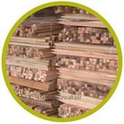 Колья деревянные приштамбовый дуб/ясень пиленые фото