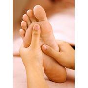 Точечный массаж ног и стоп фото