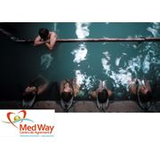 ЙОДОБРОМНЫЕ ВАННЫ процедура проводимая в ванне с водой обогащенной раствором брома и йода. фото