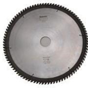 Пила дисковая по дереву Интекс 400x32 50 x36z для чистовой распиловки древесины и ДСП ИН.01.400.32(50).36-03 фото