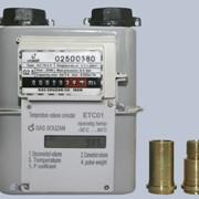 Счетчик газа с эл. корректором G2,5 ETC фото