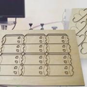 Штанц-формы плоской высечки по картону фото