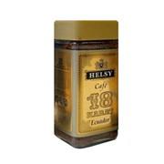 Кофе натуральный растворимый Helsy 18 KARAT фото