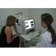 Оптическая когерентная томография глаз фото