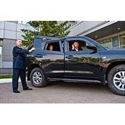 Услуги телохранителя-водителя в Молдове фото