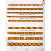 Мужские браслеты из золота фото