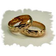 Обручальные кольца на заказ Артикул № 5111 фото