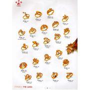 Золотые кольца каталог компании Aur 24 Carate SRL фото