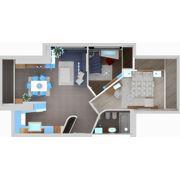 "Apartament de tip mansarda in complexul locativ ""Family House"" фото"