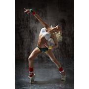 Танцевально - аэробная тренировка. фото