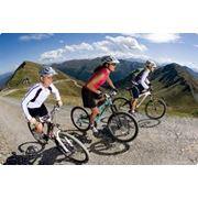 Езда на велосипеде фото