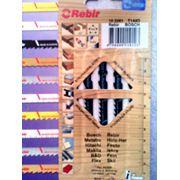 Пилка лобзиковая REBIR 2261 набор (5 шт). фото