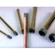 Сверло алмазное кольцевое ф=5 мм ПАЗ фото