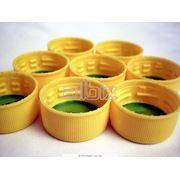 Полимерные колпачки фото