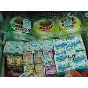 Полиэтиленовая упаковка для хранения кисломолочных продуктов (сыров) фото