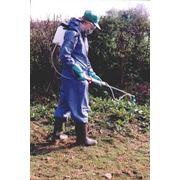 Ручные распылители гербицидов для садов и виноградников фотография