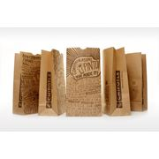 Мешки из крафт-бумаги фото