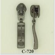 Бегунок для спиральной молнии №7 автомат, Код: С-720 фото