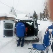 Перевозка лежачего больного из больницы домой фото