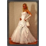 Свадебное платье Гламур фото