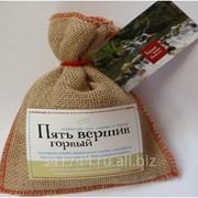 Джутовый мешок фиточай Горные Травы Кавказа фото