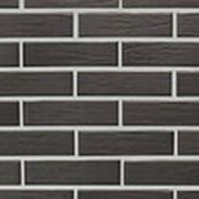 Oблицовочный кирпич пустотелый Lode SATURN темно-серый ретро 250x85x65 фото