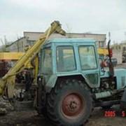 Аренда бурильной установки на базе МТЗ-82 фото