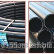 Трубы для газа, воды и канализаций фото