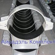 Опоры для изолированных труб фото