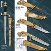 Сувенирное оружие, изготовление подарочного холодного оружия фото